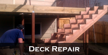 Deck Repair in Colorado Springs