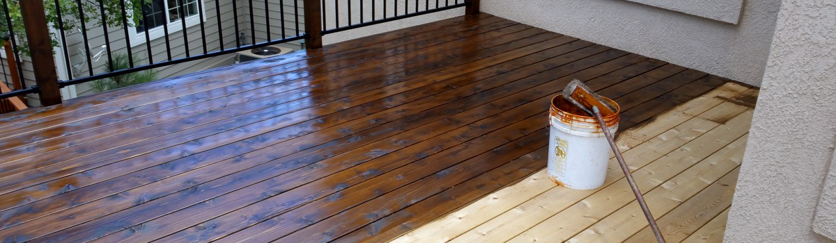 Deck Repair, Colorado Springs