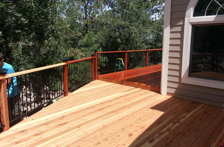 Deck Repair in Colorado Springs, Monument, Falcon, and El Paso County, Colorado