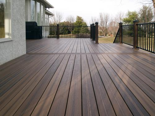 Composite Decks in Colorado Springs