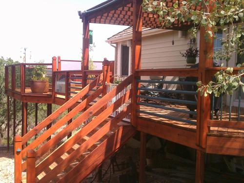 Pergolas and Covered Porches in Colorado Springs