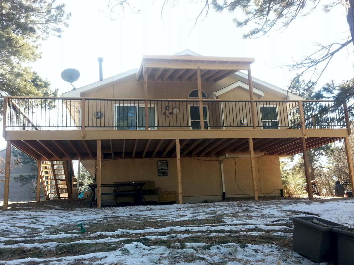 Pergolas And Covered Porches Gallery Colorado Springs By O