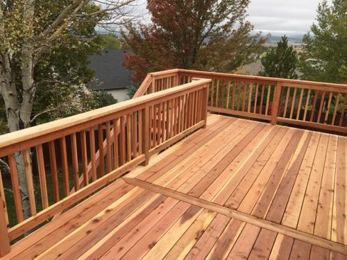 All Wood Decks in Colorado Springs