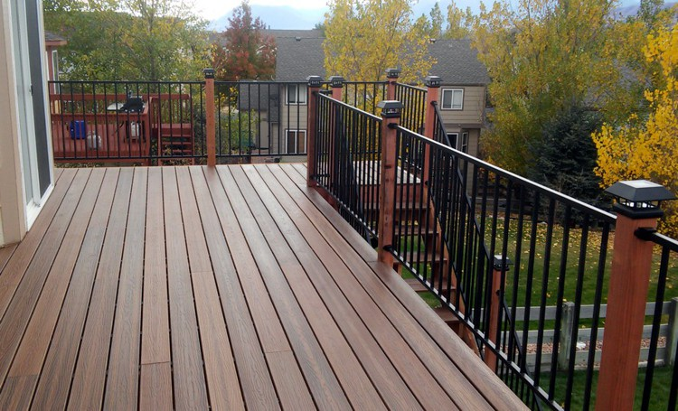 New Deck Construction in Colorado Springs, Monument, Falcon, and El Paso County, Colorado