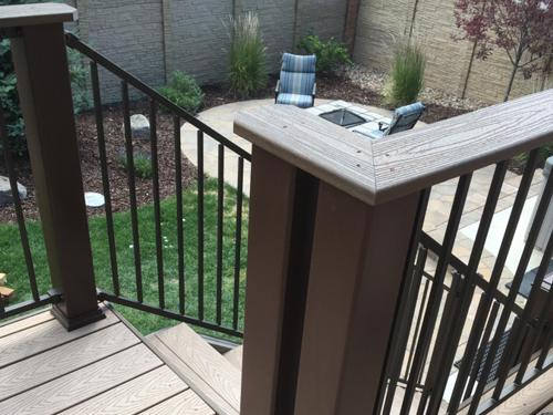 New Deck Expansion in Colorado Springs