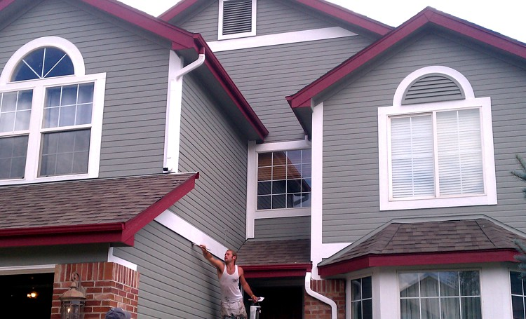 Professional Painting in Colorado Springs, Monument, Falcon, and El Paso County, Colorado