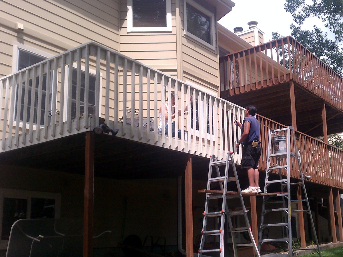 professional painting colorado springs home interior exterior