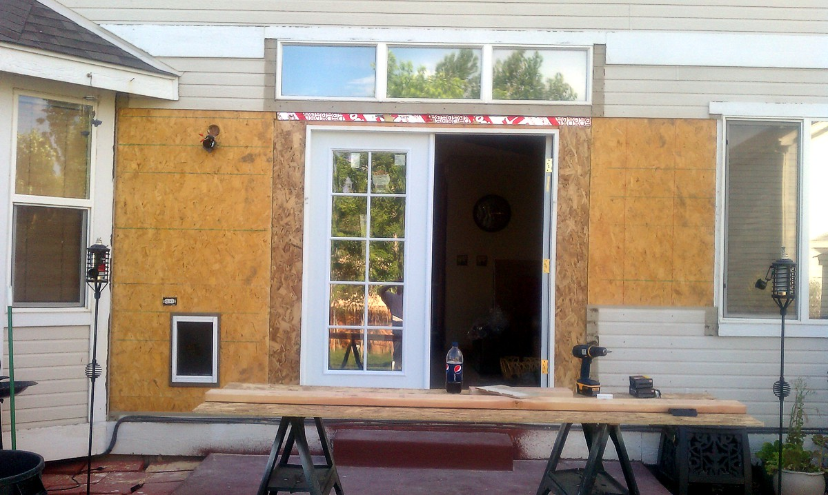 Wood Siding And Trim Repair Colorado Springs O Leary And
