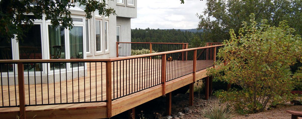 Decks Colorado Springs Construction Repair O Leary
