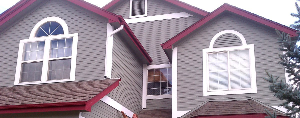 Painting, Siding Repair, Trim Repair